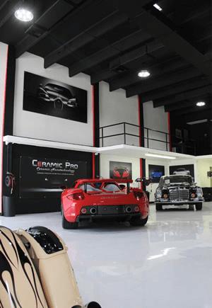 Certified Installation Center - Ceramic Pro