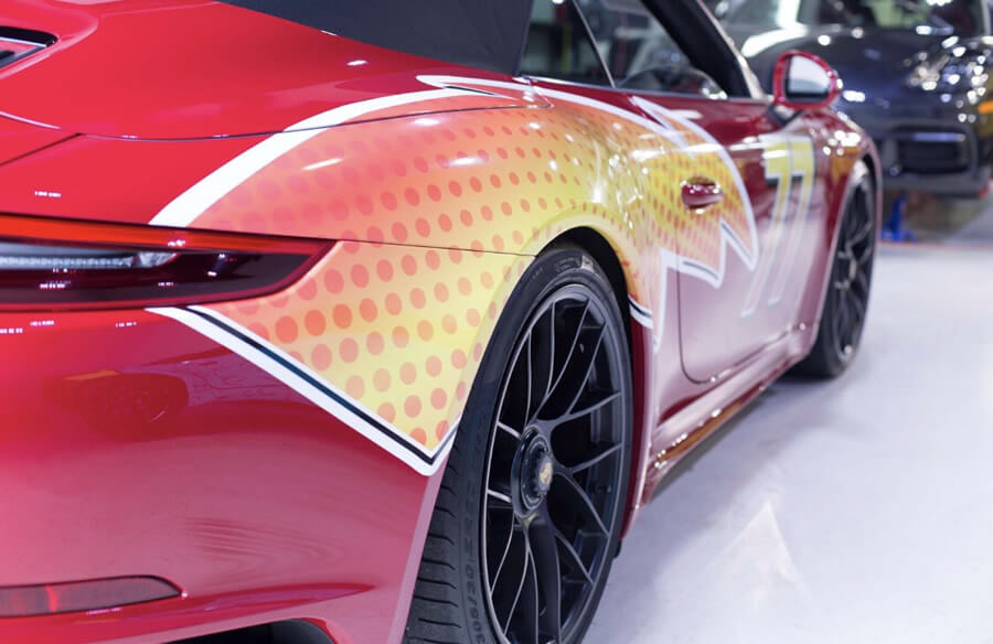 Image Premium Detailing - Car Wraps