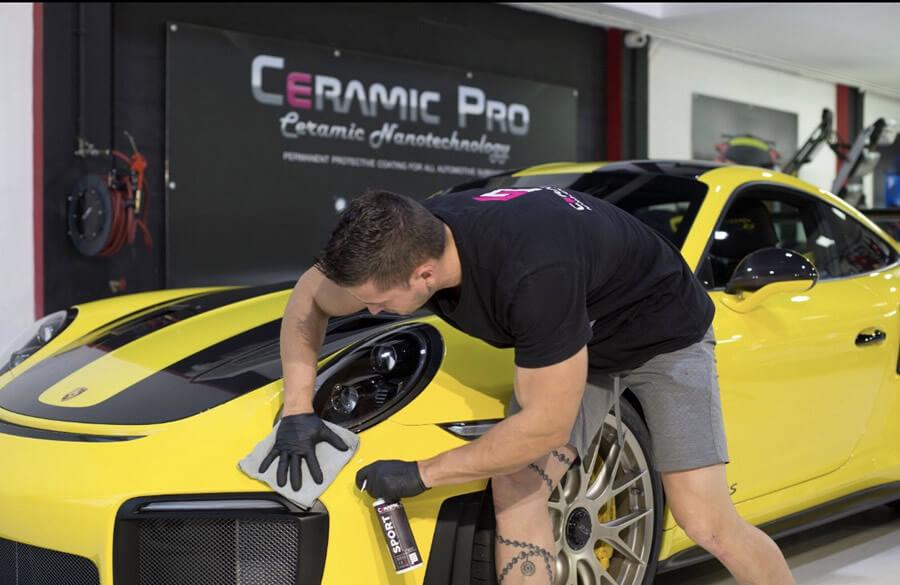 Image Premium Detailing - Ceramic Pro